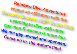 Rainbow Dive Adventures